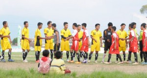 Gelumang Pitu FC hadapi Meria Arun di Babak 8 Besar Gerindra Cup BM Se-Aceh