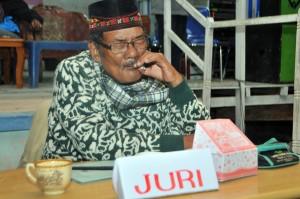 Juri Didong Jalu, Ibrahim Kadir
