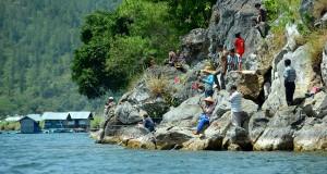 Tanggapan Para Peserta Lomba Pancing Ikan di Danau Lut Tawar