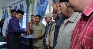 5 Tahun Terakhir, PNPM-MPk Berjalan Baik di Lut Tawar