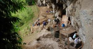 Tulang di Loyang Mendale Sudah Mengalami Fosilisasi, Diduga Tulang Gajah