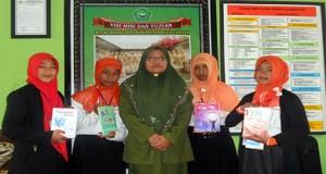 Empat Penulis Muda MTsN 2 Takengon Terbitkan Buku