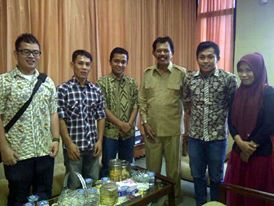 Dispora Aceh Siap Sukseskan GAS 2013