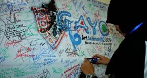 """Budpar Aceh Pastikan """"Gayo Art Summit"""" dan """"Gayo Expo 2014"""" di Takengon"""