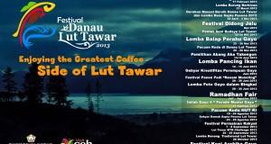 Ini Kalender Event Festival Danau Lut Tawar