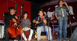 Fikar W Eda Tebar Pesona Kopi Gayo di Banda Aceh