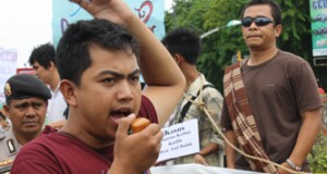 Aktivis GeRAK Gayo Kuatir, SBY Pulang Responship Berkurang