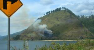 Menyiasati Kebakaran Hutan di sekitar Danau Lut Tawar