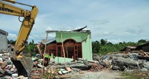 Wartawan Diminta Berimbang Tulis Berita Distribusi Bantuan Gempa
