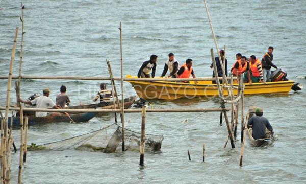 Korban telah ditemukan dan dievakuasi oleh nelayan