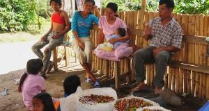 Lestarikan budaya saling berbagi antar petani