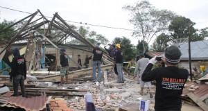 Jamsostek dan Asbanda Bantu Korban Gempa Tanah Gayo