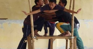 Bangkit Aceh Wakili Aceh di Festival Teater Remaja Nasional