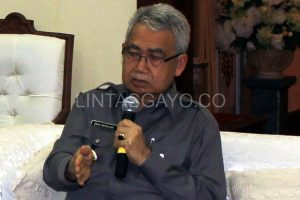 Gubernur Aceh dr Zaini Abdullah.(LGco-andinova)