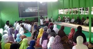 Sahur dan Buka Puasa Bersama Akhiri Misi Kemanusian Laznas Bank Syariah Mandiri
