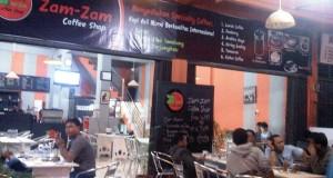 Zam-Zam Coffee, Tawarkan Kolaborasi Arabica Gayo dengan Jus Buah