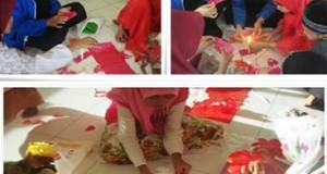 Mahasiswa KPM ajarkan Seni Merangkai Bunga