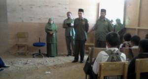 Hari Pertama Kerja, Kakemenag Aceh Tengah Lakukan Kunker