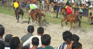 Pacuan Kuda HUT Kota Takengon Digelar 23 Maret 2015