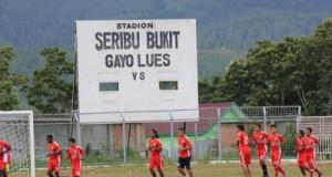 Tim Sepak Bola Gayo Lues, Bersiap Hadapi Pra PORA 2013