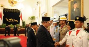 Sukses Mengemban Tugas Negara, Ali dan Dio Dipulangkan ke Aceh