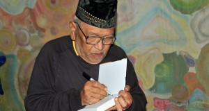 [Foto] Wartawan Senior Gayo H. Hamzah Ibrahim