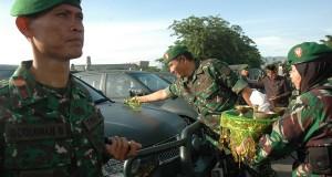 Pangdam IM Peusejuk Empat Puluh Dua Kendaraan Dinas