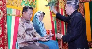 KASAD Jenderal TNI Moeldoko Saksikan Film Dokumenter Gempa Gayo
