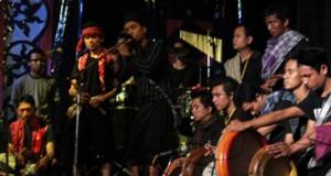 Di Ajang PKA 6, Gayo Lues Sajikan Musik Tradisional Gayo