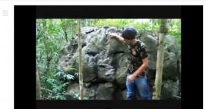 """Ada """"Batu Menangis"""" di Hutan Linge"""
