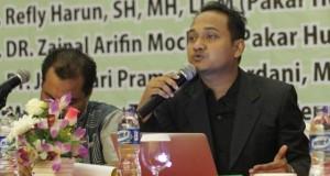 Pakar Hukum UGM: Hasil MoU dan UUPA Tergantung Orang Aceh Sendiri