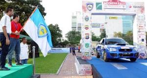 Dukung Indonesia Rally 2013, Telkomsel Tambah BTS Combat