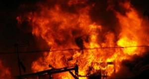 Satu Rumah Nyaris Hangus Terbakar di Belang Gele