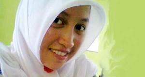 Demi Volly, Isma Rahmayanti Pilih SMA di Banda Aceh