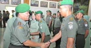 Pangdam IM : Prajurit TNI harus Konsisten dan Konsekuen Jalankan Aturan