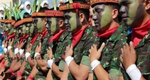 Prajurit Kodim 0113/GL Akan Tampilkan Tari Saman Pada Safari Ramadhan Panglima TNI