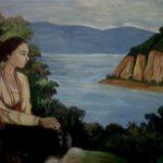 Magrib Kliwon di Tepi Danau