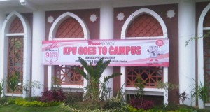 KPU-RI dan KIP Aceh Gulirkan Program KPU Go to Campus