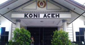 Evaluasi Pelatda KONI Aceh; Empat Cabor Sudah Lalui Pra PON