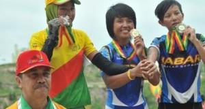 Ternyata, KONI Riau Sudah Melepas Nur Wahyu Afriana ke KONI Aceh