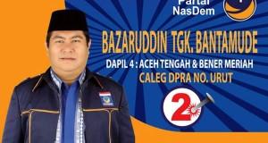 Bazaruddin BM: Infrastruktur Jalan di Aceh Tengah-Bener Meriah Perlu Perbaikan