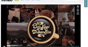 """Film Dokumenter """"Biji Kopi Indonesia"""" Dibuat, ini Kata Budi Kurniawan"""