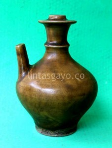 Kendi dari dinasti song,salah satu dasar pengembangan keni di Gayo