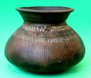 Gerabah\tembikar khas Gayo abad 14