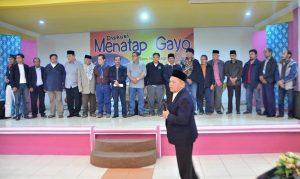 """Pertemuan """"Menatap Gayo"""" cikal dibentuknya Dewan Adat Gayo. (Boby Mulya)"""