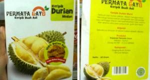 """Hebat, Ada Keripik Durian Merek """"Permata Gayo"""" di  Indomaret Medan"""