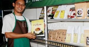 Sada Coffee Komit tidak Menjual Kopi Luwak