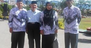 Seorang Guru di Aceh Tengah Juara 1 Guru Berprestasi Nasional