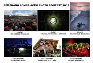 Pemenang Aceh Photo Contest 2013 (Foto : PFI Aceh)