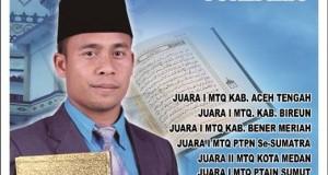 VCD Tilawatil Qur'an Putra Gayo Beredar